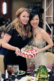 Cindi Rose and Connie Kwan-Wong