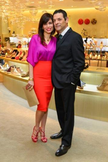 Karina Barbieri and Carlos Barbieri