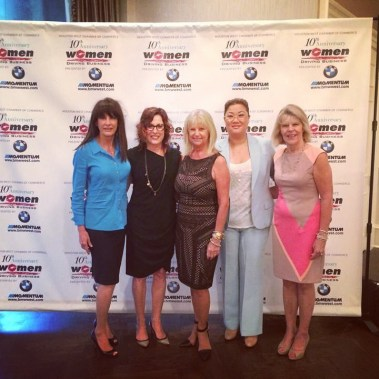 Women Driving Business Event
