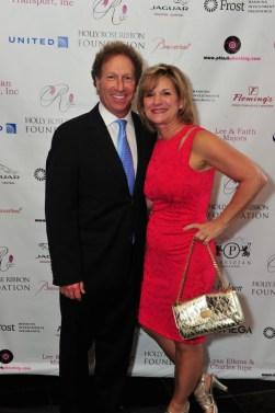David Hilfman and Estelle Love