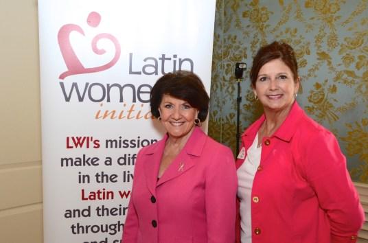 Glenda Kirshbaum and Kathy Foster