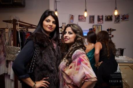Arefa Merchant and Ruchi Mukherjee