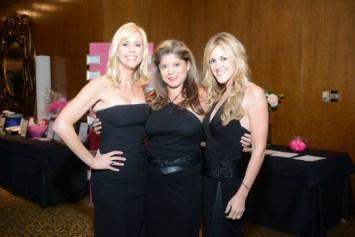 Katie McCall, Marcy de Luna, and Courtney Zubowski Haas