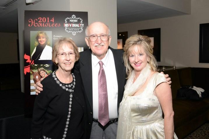 Barbara, Bill, Patricia Gail Bray