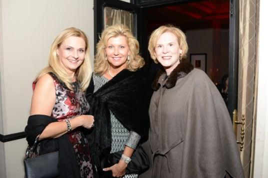 Kathy French,Susan Plank, Laura Bhatia