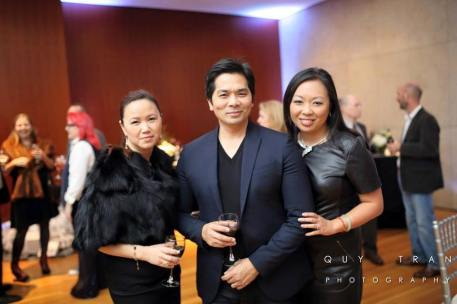 Tammy Tran Nguyen, Wayne Nguyen, Miya Shay