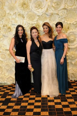 Dr. Sippi Khurana, Tammy Tran, Rita Garcia, Perri Kay Palermo