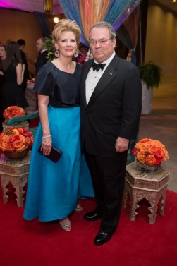 Marcia Backus and Mike Hood_photo by Wilson Parish