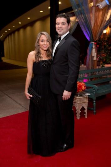 Sarah and Tony Tringhese; Photo by Jenny Antill