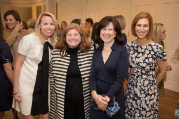 Cathy Trask, Amy Le, Sarah Pesikoff and Carolyn Dorros