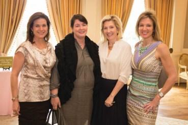 Kim Peterson, Kelli Sklar, Katherine Smith and Ann Bastian
