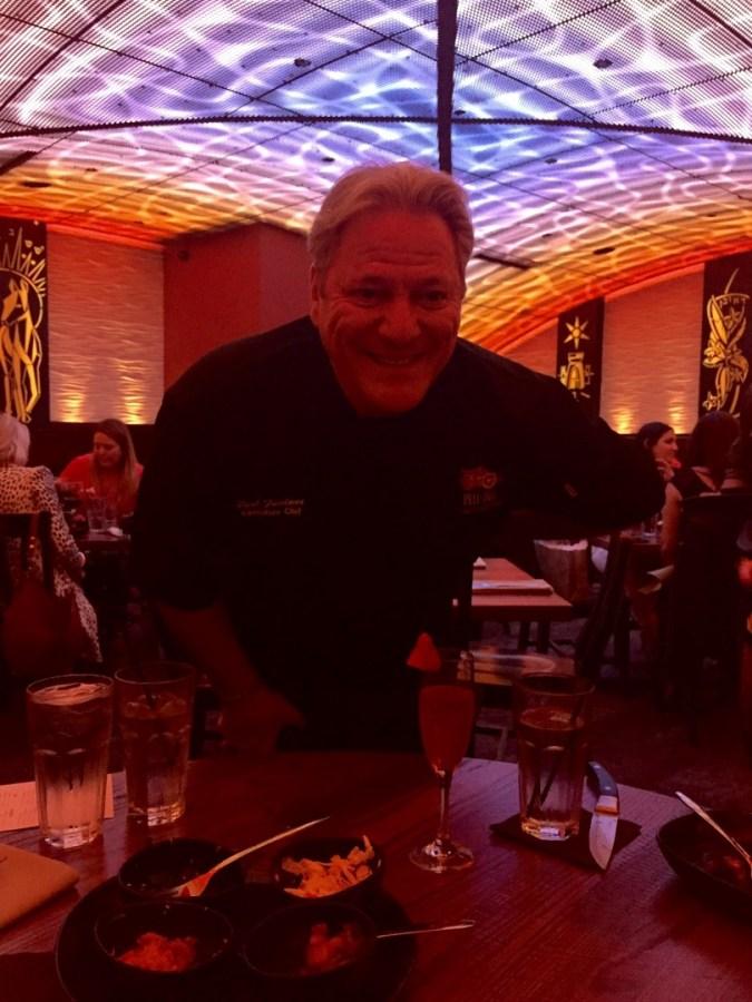 Chef Paul Friedman