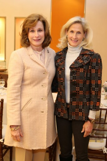 Barbara Gibbs and Debby Crabtree
