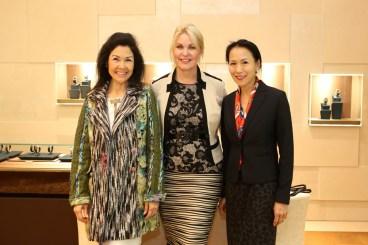 Geraldina Interiano Wise, Stephanie von Stein, and Y. Ping Sun
