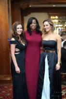 Jentry Kelley, Tiffany Saunders and Sheena Garner
