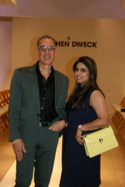Stephen Dweck & Ruchi Mukherjee - Photo by Erica Kwee