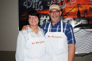 Dr. Rita Cammarata and Dr. John Valenza