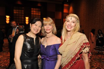 Lily Foster, Susan Boggio and Marie Bosarge