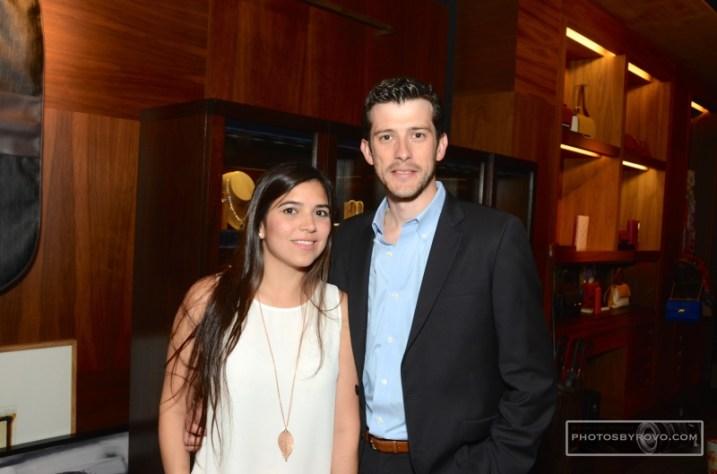 Marzia and Gustavo Feyervary