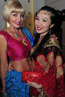 Staci Henderson and Connie Kwan Wong