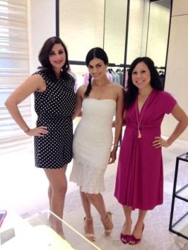 Chanel Hosts City Tattlers (1)