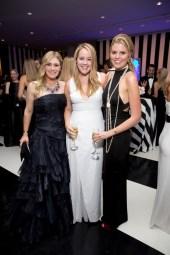 Brittany Hildebrand; Alyssa Herring; Alia Eads; Photo by Jenny Antill