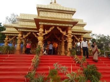 Duga Puja in Kolkata India (1)