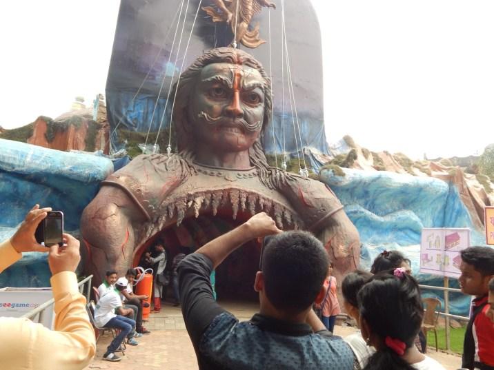 Duga Puja in Kolkata India (2)