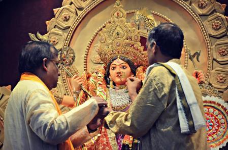 Homage to Ma Durga