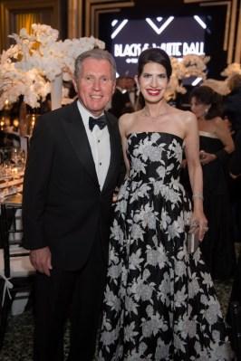 Martin and Kelli Cohen Fein; Photo by Wilson Parish