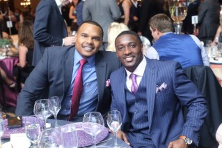 Chester Pitts and Andre Hal