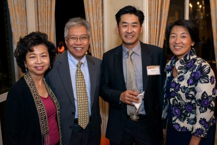 Sylvia Quan, Gordon Quan, David Shin, Susan Jhin