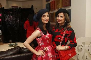 Shruti Chakraborty and Ruchi Mukherjee