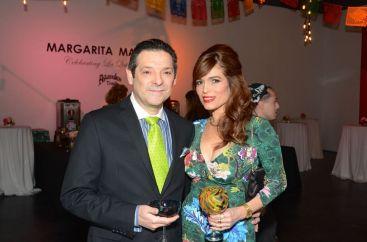 Event Chair Carlos and Karina Barbieri