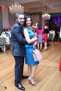 Laith Mahmood and Layla Asgari