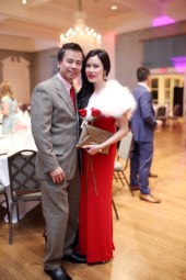 Thanh Cheng and Cindy Cheng
