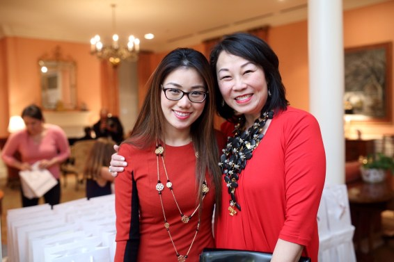 Tiffany Le and Grace Lynn