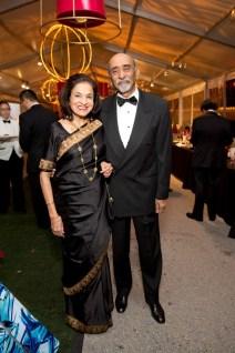 Ravi and Monjula Chidambaram