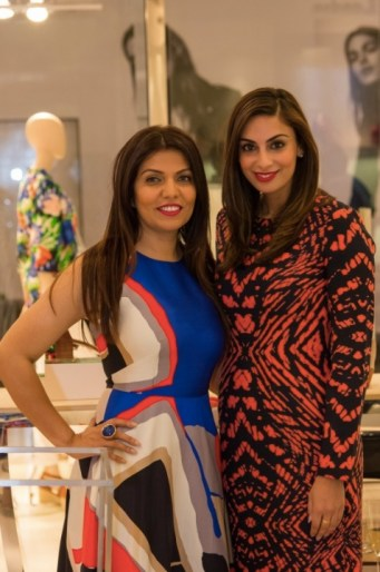 Sukaina Rajani and Mona Khan