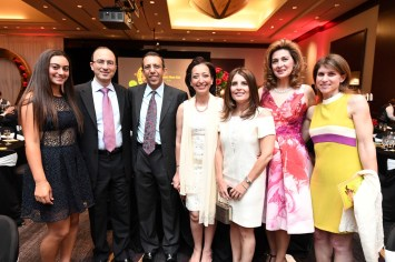 Dr. George and Amal Nassar , Drs. Waleed Gaber and Omaima Sabek, and Friends