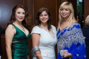 Christina Zhou, Zeenat Mitha, Peta Chen Ledbetter