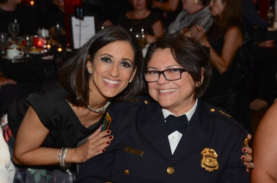 Crime Stoppers Exec. Director and Houston Police Department Acting Chief Martha Montalvo