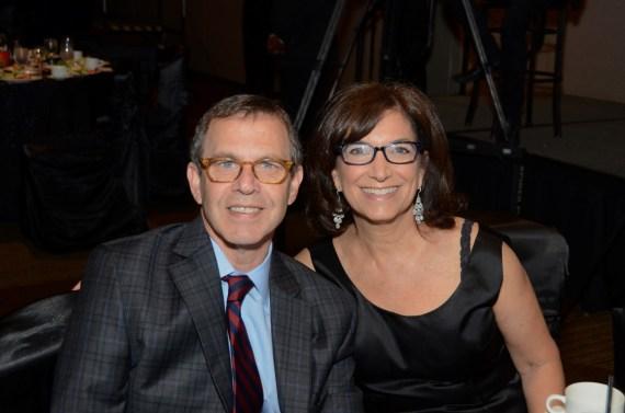 Michael and Joni Hoffman