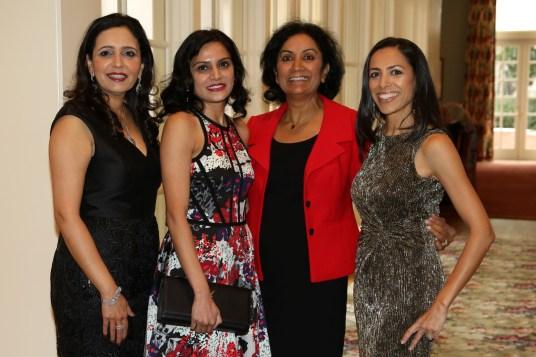 Asha Dhume, Vanitha Pothuri, Annu Naik, Ruchira Damani
