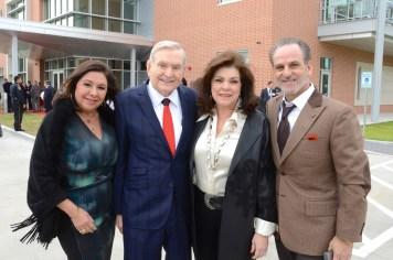 Debbie Festari, Dave Ward, Laura Ward, Rudy Festari