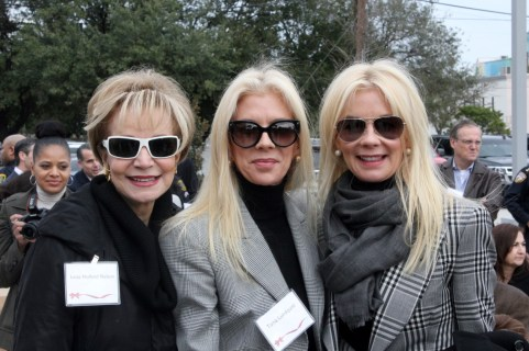 Leisa Holland-Nelson, Tama Lundquist, Tena Faust