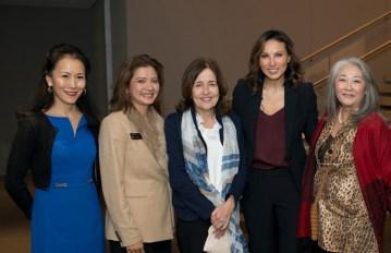 Y. Ping Sun, Bonna Kol, Andrea White, Mina Chang, Donna Cole