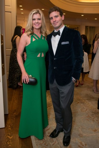 Ashlee and Benton Love; Photo by Michelle Watson