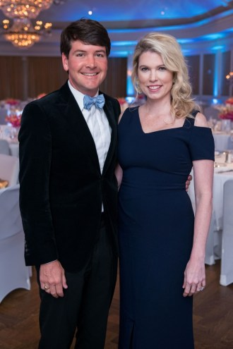 Bill and Courtney Toomey; Photo by Michelle Watson