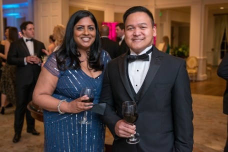 Jinu and Prince Balason; Photo by Michelle Watson